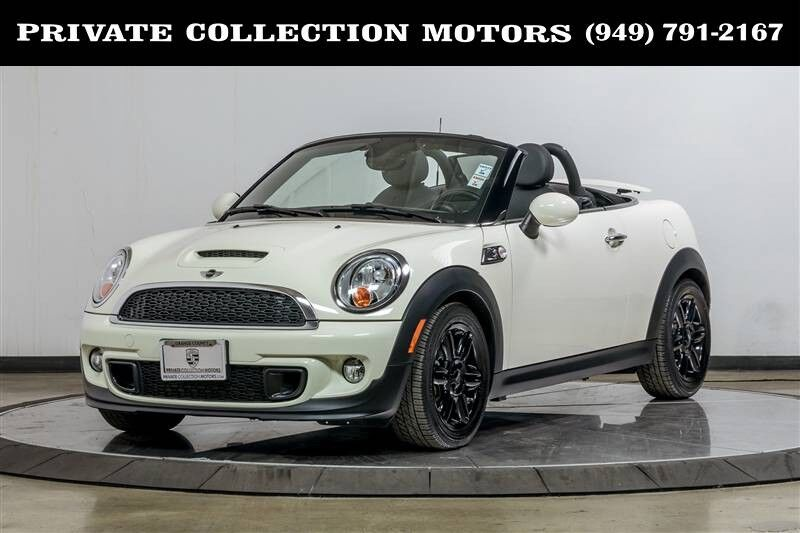 2014_MINI_Cooper Roadster_S_ Costa Mesa CA