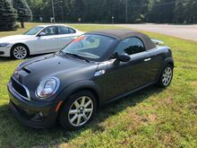 2014_MINI_Cooper Roadster_S_ East Windsor CT