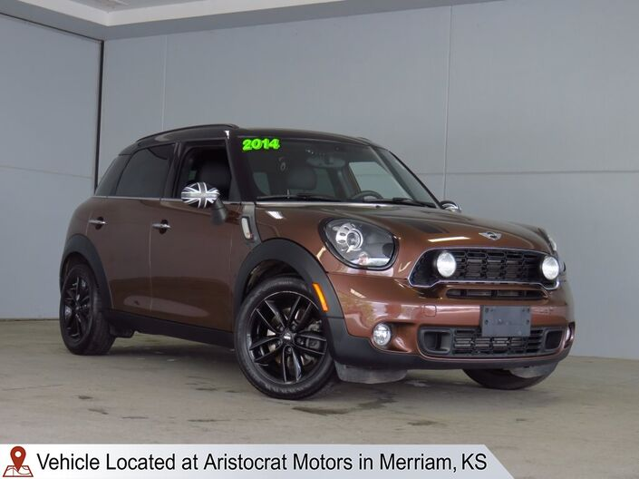 2014 MINI Cooper S Countryman All4 Merriam KS