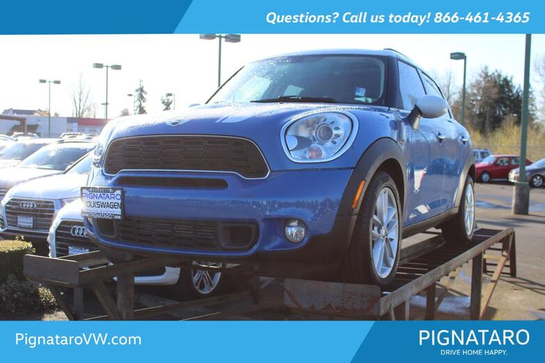 2014 MINI Cooper S Countryman Base Everett WA
