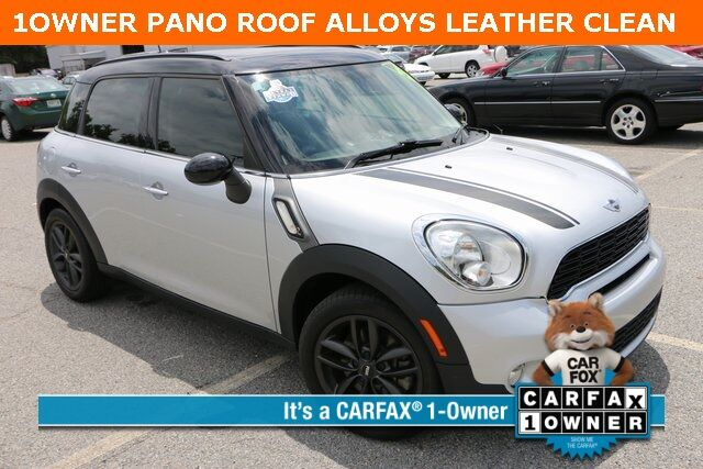 2014 MINI Cooper S Countryman Base Savannah GA