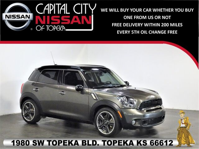 2014 MINI Cooper S Countryman Base Topeka KS