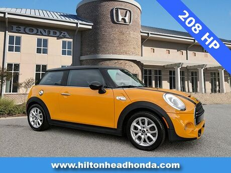 2014 MINI Cooper S John Cooper Works Edition Bluffton SC