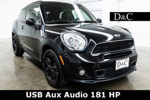 2014_MINI_Cooper S_Paceman USB Aux Audio 181 HP_ Portland OR