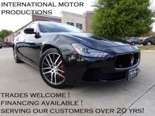 2014_Maserati_Ghibli **0-Accidents**_S Q4_ Carrollton TX