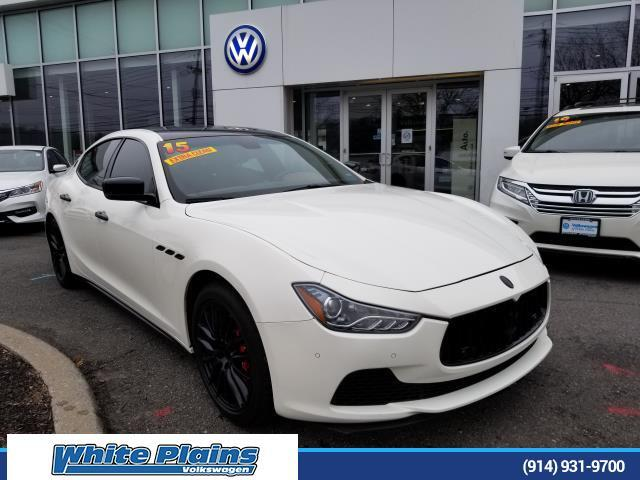 Used Maserati Ghibli White Plains Ny