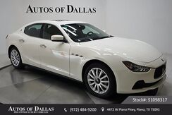 2014_Maserati_Ghibli_NAV,CAM,SUNROOF,KEY-GO,18IN WLS,HID LIGHTS_ Plano TX