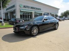 2014_Maserati_Ghibli_S Q4 3.0L 6CYL AUTOMATIC TURBO, LEATHER SEATS, NAVIGATION SYSTEM, REAR PARKING AID, HTD FRONT STS_ Plano TX