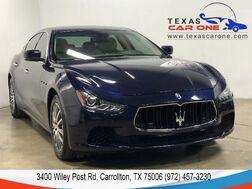 2014_Maserati_Ghibli_S Q4 AWD NAVIGATION SUNROOF LEATHER HEATED SEATS REAR CAMERA KEY_ Carrollton TX