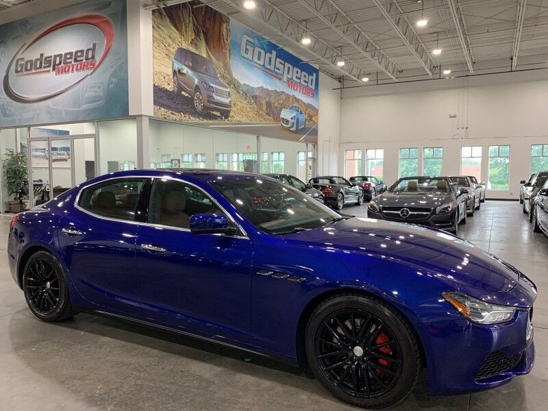 2014_Maserati_Ghibli_S Q4_ Charlotte NC