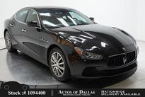Maserati Ghibli S Q4 NAV,CAM,SUNROOF,HTD STS,18IN WLS,HID LIGHTS 2014