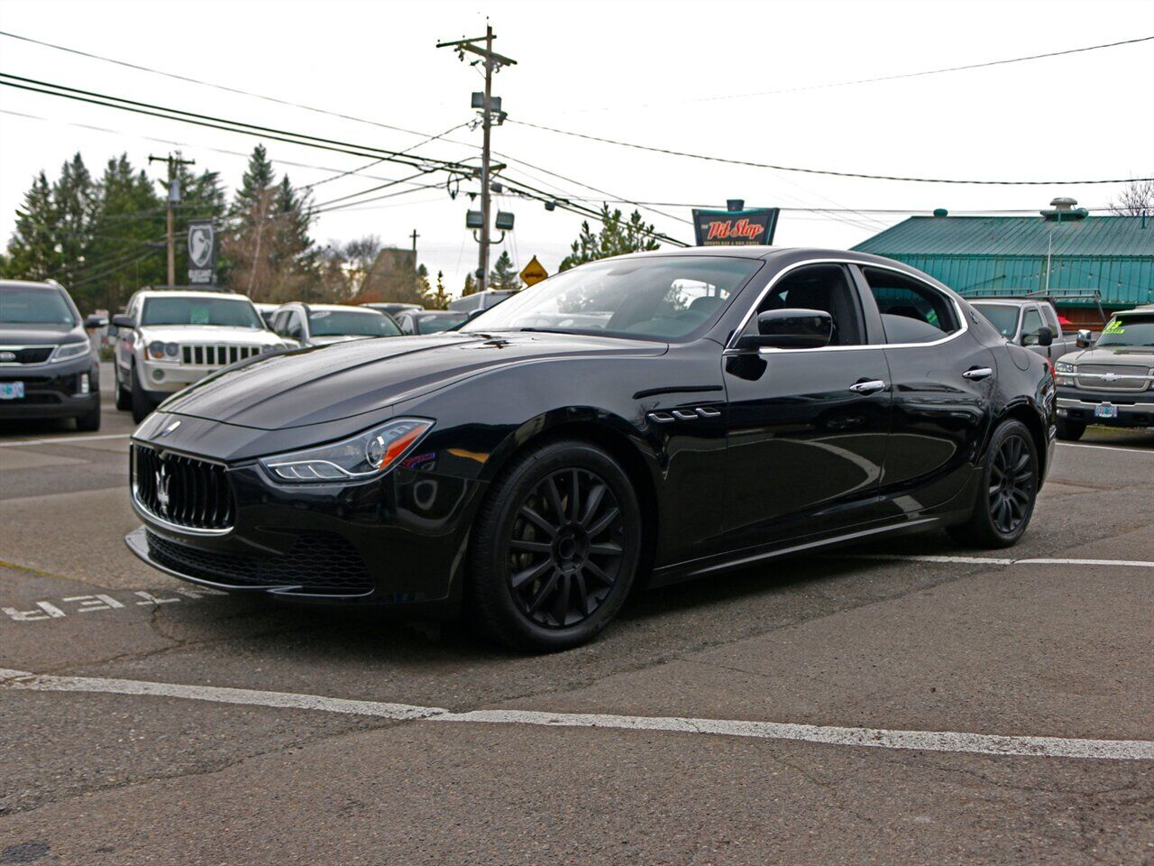 2014 Maserati Ghibli Super clean only 32k miles turbo Beaverton OR