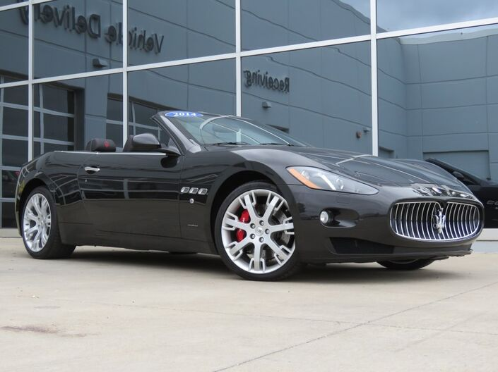 2014 Maserati GranTurismo Base Kansas City MO