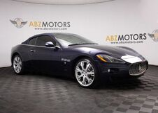 2014_Maserati_GranTurismo Convertible__ Houston TX