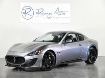 2014 Maserati GranTurismo Sport MC SportLine Aerokit Styling Pkg 20 Whl Pkg