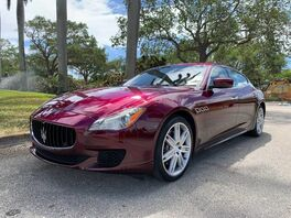 2014_Maserati_Quattroporte_GT S_ Hollywood FL