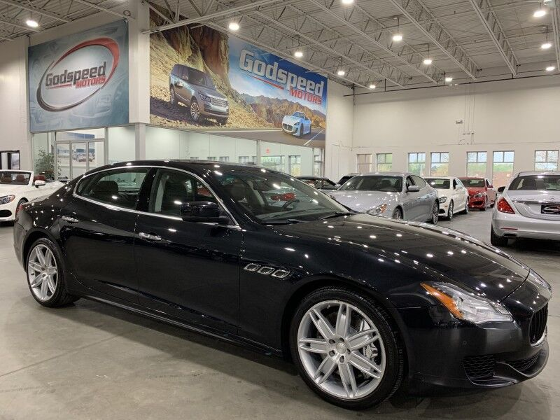 2014_Maserati_Quattroporte_GTS 144K MSRP_ Charlotte NC