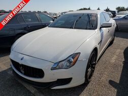 2014_Maserati_Quattroporte_GTS_ CARROLLTON TX