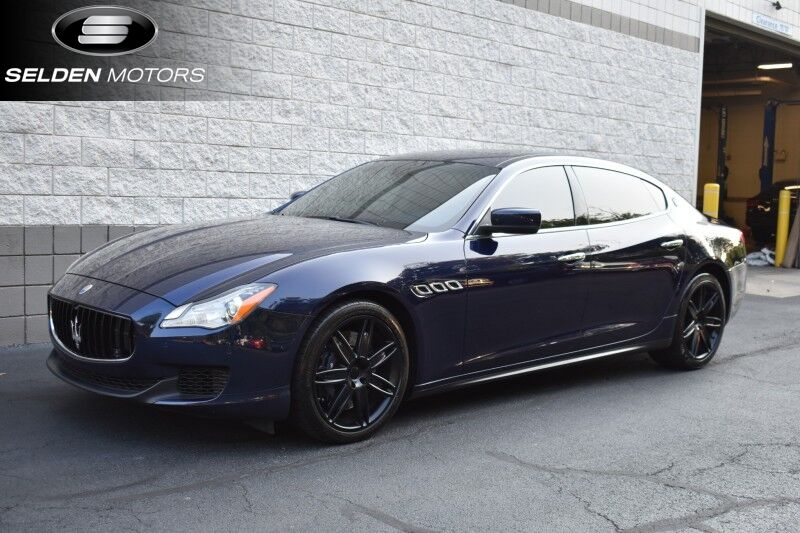 2014 Maserati Quattroporte GTS Willow Grove PA
