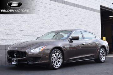 2014_Maserati_Quattroporte_GTS_ Willow Grove PA