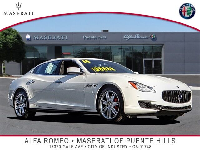 2014 Maserati Quattroporte S Q4 City of Industry CA