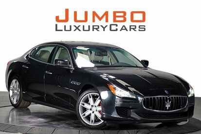 2014_Maserati_Quattroporte_S Q4_ Hollywood FL
