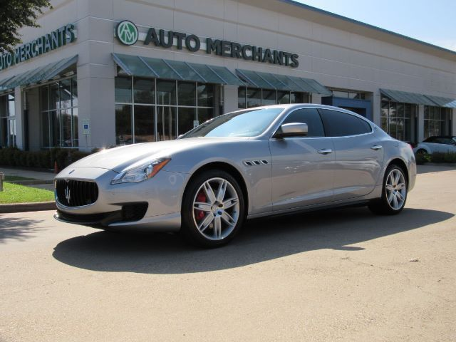 2014 Maserati Quattroporte >> 2014 Maserati Quattroporte S Q4 Nav Sunroof Backup Cam Htd Seats Park Aid Aux Usb Input Push Button Bluetooth Sat Radio