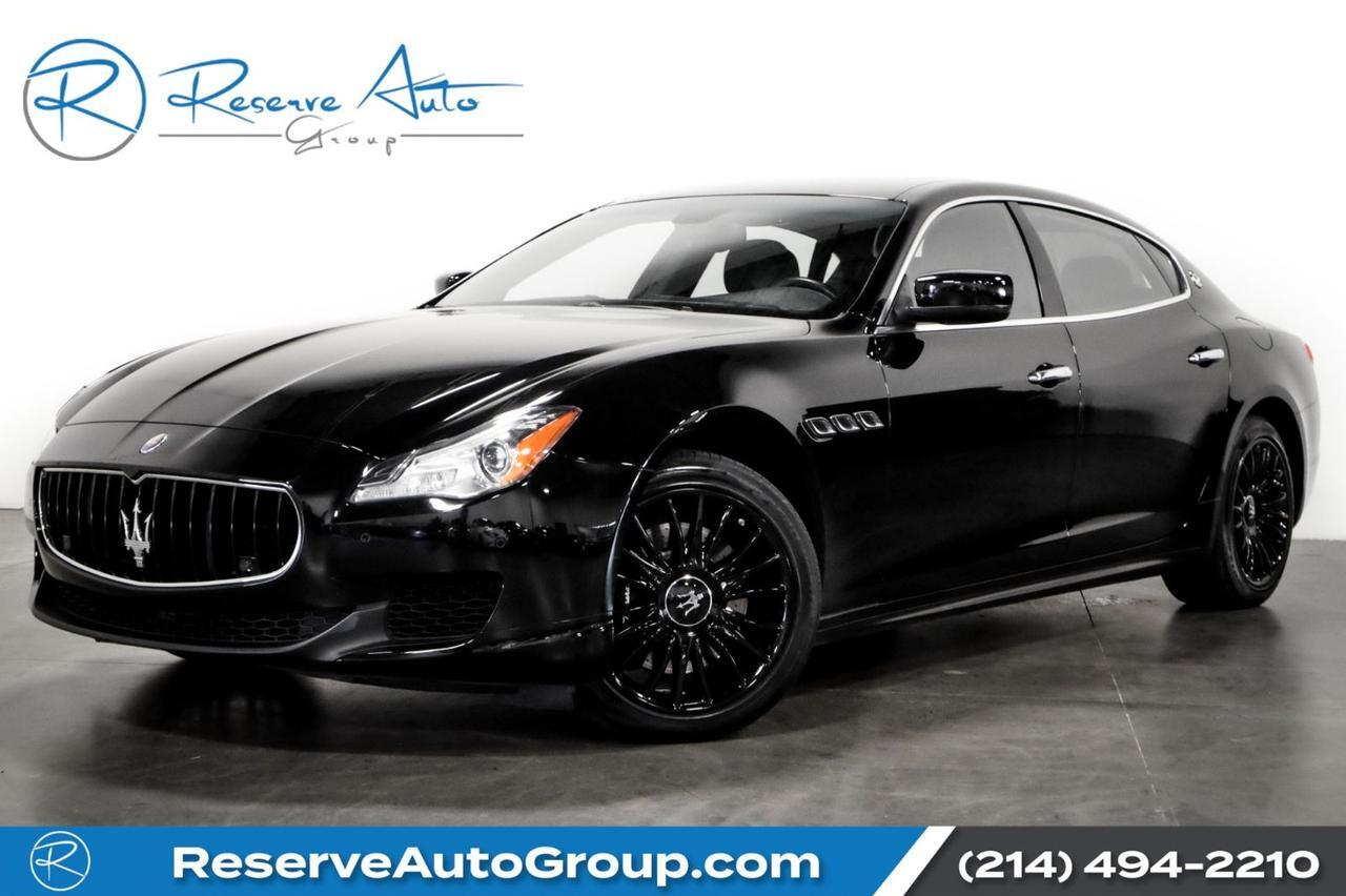 Used Maserati Quattroporte The Colony Tx