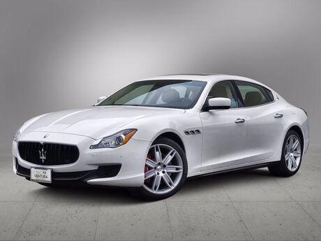 2014 Maserati Quattroporte S Q4 Ventura CA