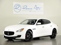 2014 Maserati Quattroporte S Q4 We Finance