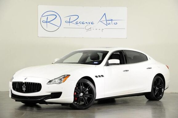 2014_Maserati_Quattroporte_S Q4 We Finance_ The Colony TX