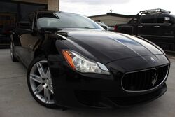 Maserati Quattroporte S Q4,1 OWNER,2 KEYS AND BOOKS,LOW MILES! 2014