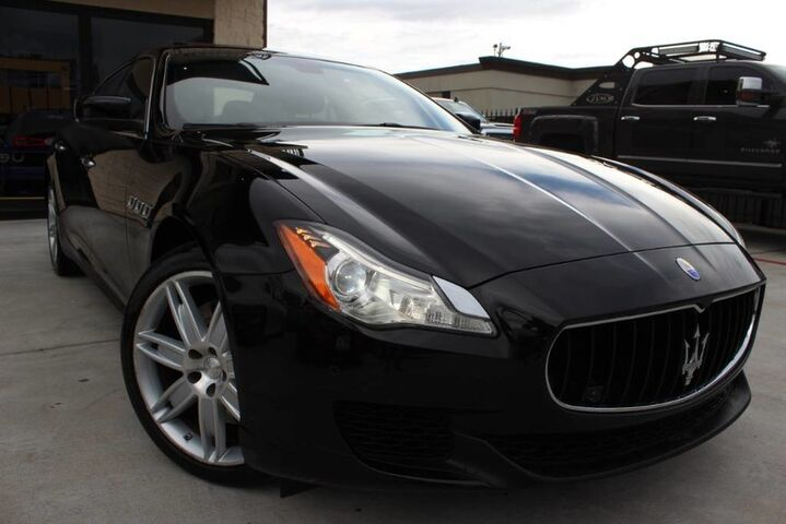 2014 Maserati Quattroporte S Q4,1 OWNER,2 KEYS AND BOOKS,LOW MILES! Houston TX