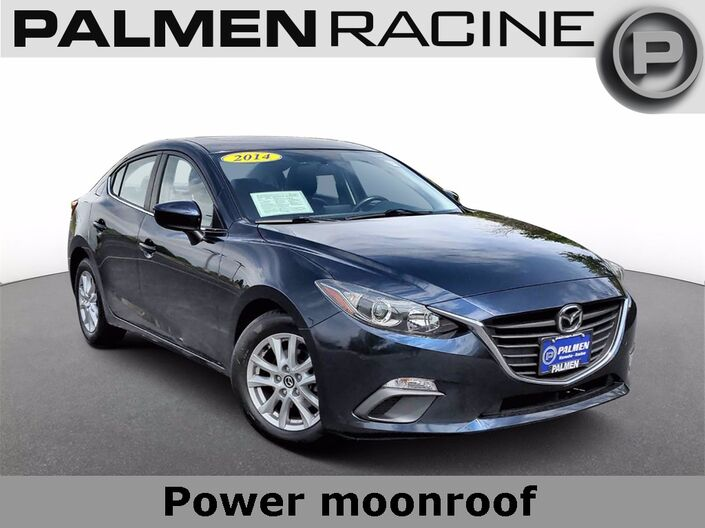2014 Mazda 3 i Grand Touring Racine WI