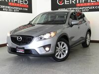 Mazda CX-5 GRAND TOURING BLIND SPOT ASSIST SKYACTIV TECHNOLOGY SUNROOF LEATHER 2014