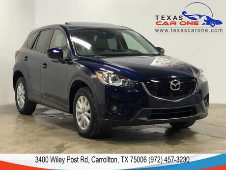 2014 Mazda CX-5 GRAND TOURING BLIND SPOT ASSIST SUNROOF LEATHER REAR CAMERA BOSE SOUND Carrollton TX