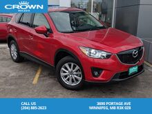 2014_Mazda_CX-5_GS FWD *Local/One Owner/Remote Starter*_ Winnipeg MB