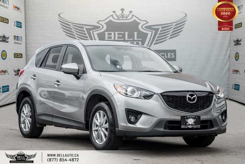 2014 Mazda CX-5 GS, NO ACCIDENT, BACK-UP CAM, BLIND SPOT, SUNROOF Toronto ON
