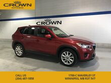 2014_Mazda_CX-5_GT Tech AWD With Navigation **Blind Spot Warning** Heated Leather Seats** Sunroof**_ Winnipeg MB