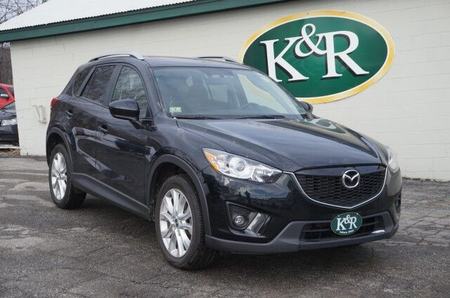 2014 Mazda CX-5 Grand Touring Auburn ME
