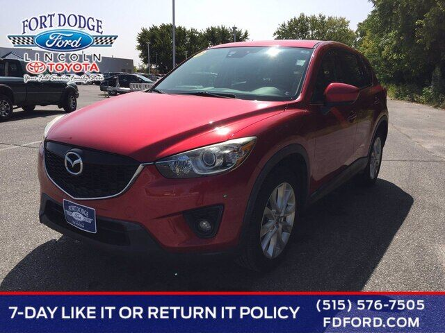 2014 Mazda CX-5 Grand Touring Fort Dodge IA