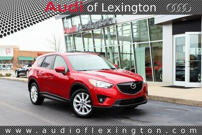 2014_Mazda_CX-5_Grand Touring_ Richmond KY