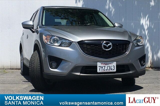 2014_Mazda_CX-5_Grand Touring_ Santa Monica CA