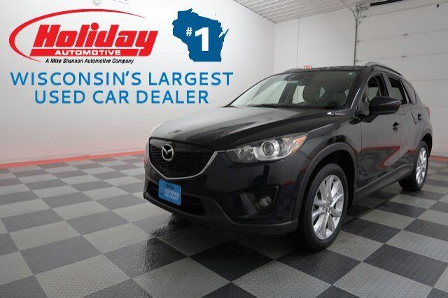 2014_Mazda_CX-5_Grand Touring_ Fond du Lac WI