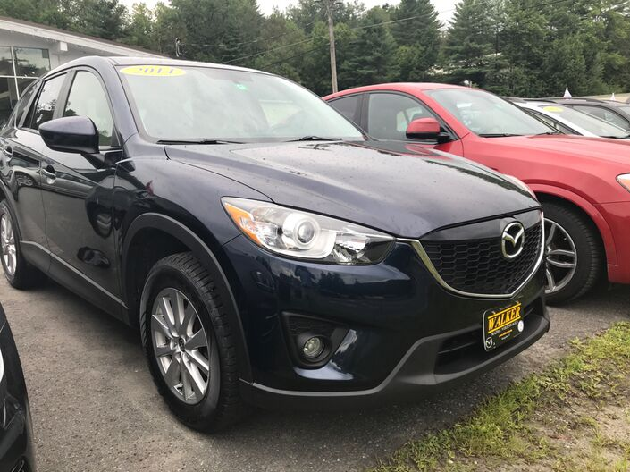2014 Mazda CX-5 Touring Barre VT