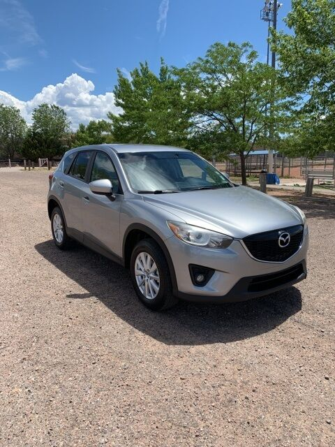 2014_Mazda_CX-5_Touring_ Santa Fe NM
