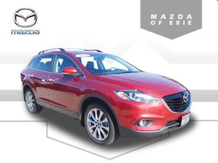 2014_Mazda_CX-9_Grand Touring_ Erie PA