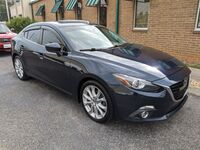 Mazda MAZDA3 s Grand Touring AT 4-Door 2014