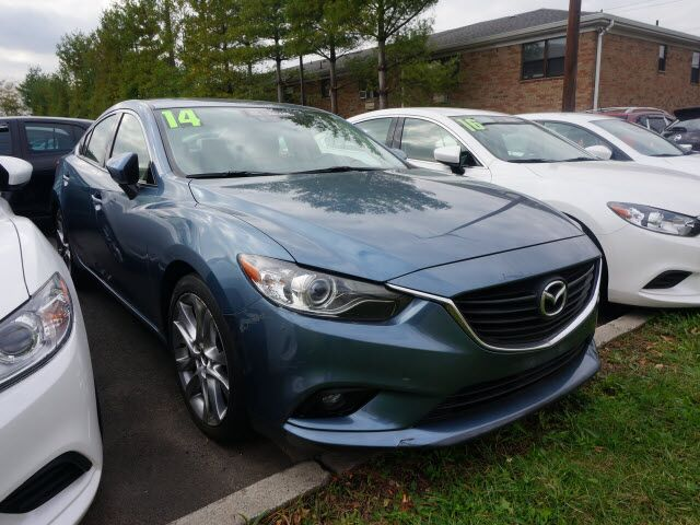 2014 Mazda MAZDA6 i Grand Touring Lodi NJ