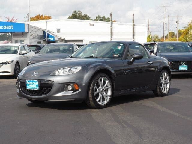 2014 Mazda MX-5 Miata Grand Touring Portsmouth NH